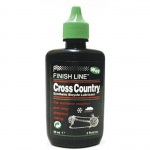 "Finish Line Cross Country Wet"" Lube 2oz."""