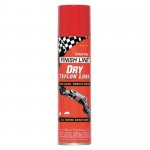 "Finish Line Teflon-Plus Dry"" Lube 12oz. Aerosol"""
