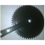 Right Crank w/Sprocket (Schwinn) (Square Taper 2004 & older)
