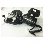 Pedals, Basket/SPD (Universal)