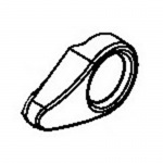 Airdyne 6 Front Stabilizer End Cap