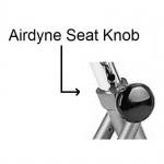 Seat Knob, Airdyne