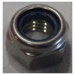 Nylon Nut 1.29x24Tx4T B.E.D. (Schwinn)