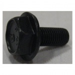 Spinner Crank Bolt, Flanged (Schwinn)