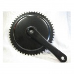 Right Crank w/Sprocket (Schwinn) (Square mount) (pre-2004 bikes)