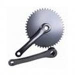 Crank Set, Steel (V-Bike)