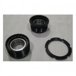 BOTTOM BRACKET (BB) CUPS W/BRGS & LOCKRING