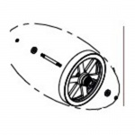 Elliptical Flywheel Assembly