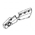 Right 460 Elliptical Cam Shroud Assembly