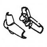 Upper 470 Pivot Shroud
