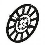 Schwinn 470 Crank Spindle