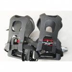 Livestrong LS9.9IC -- Combination Pedal with toe clip
