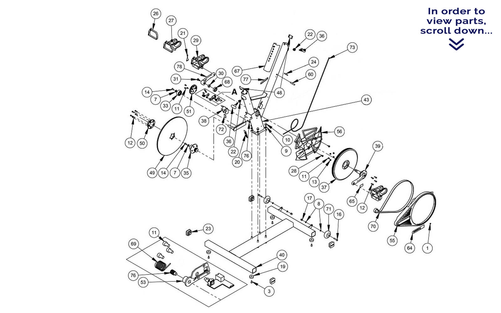 Admirable Keiser M3 Flywheel Crank Parts Scroll Down To View Parts Wiring Digital Resources Indicompassionincorg
